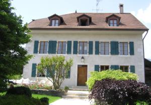Première maison de la Colonie Saint-Gervais, à Malval (état actuel).